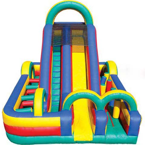 inflatable obstacle course manufacturer