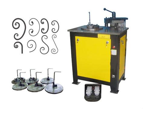 EL-DW16E Scroll bending machine for sale