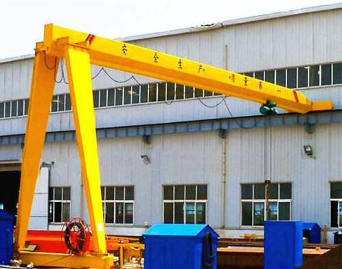 Essential Components Of The 10 Ton Gantry Crane