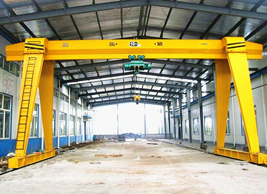 The Essential Components Of The 10 Ton Gantry Crane
