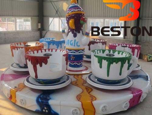 Teacup Rides for Amusement Parks